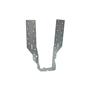 Simpson Strong-Tie Timber to Timber Joist Adjustable Height Strap Hanger 236.50 mm x 47 mm JHA270/47