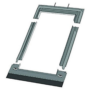 Keylite Deep Tile Roof Flashing 1340mm x 980mm DTRF09