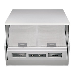 Neue 60cm Cooker Hood Integrated Silver - IH601SI
