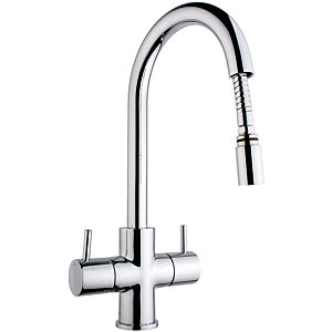 iflo Kisdon Pull-Out Monobloc Kitchen Tap