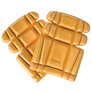 DeWalt Wipe Clean Knee Pads Yellow