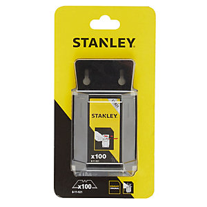 Stanley Heavy Duty Blade Pack 100