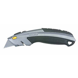 Stanley Instant Change Knife With 5 Blades