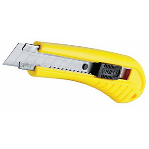 Stanley Snap-off Blade Knife Self locking