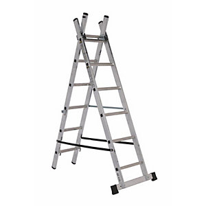 Combi Ladder 2.5M 8 Rung
