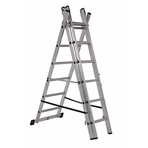 Combi Ladder 2M 6 Rung