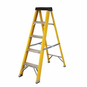 Step Ladder 5 Tread Grp