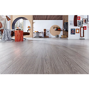 Kronospan Original Pier Oak Laminate Flooring - 1285mm x 192mm x 10mm