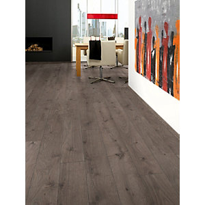 Kronospan Original San Diego Oak Laminate Flooring - 1285mm x 192mm x 8mm