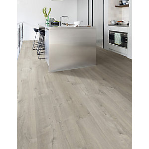 Quick Step Impressive Soft Oak Grey Laminate Flooring 8mm 1.835m2/PK IM3558