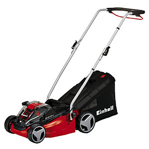 Einhell 33cm Pxc Mower - Kit - 2 x 2.0AH Batteries