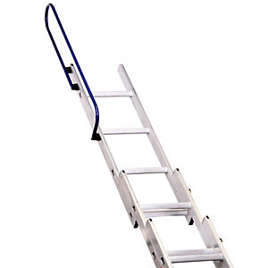 Lyte-up 3 Section Easiloft Aluminium Loft Ladder