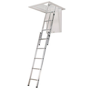Manthorpe 2-PART Loft Ladder GLL256