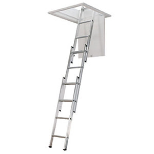 Manthorpe 3-PART Loft Ladder GLL257