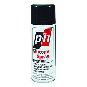 Professional Silicone Lubricant Spray 400ml