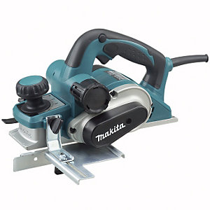 Makita 110V Corded 850W 82mm Professional Heavy Duty Planer KP0810K/1