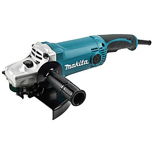 Makita DK0056Z1/1 230mm and 115mm Angle Grinder Twin Pack 110 Volt