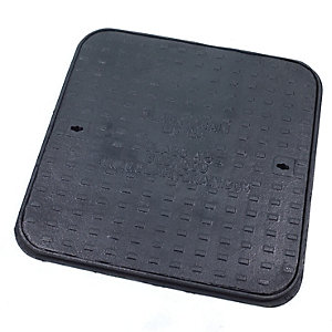 Clark Drain Manhole Cover and Frame Cast Iron 600mm x 600mm