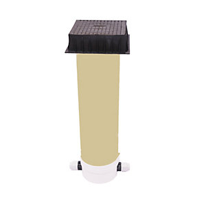 Plasson 3513B00 Meter Box Base Only