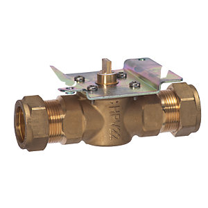 Danfoss HPV22 2 Port Valve Body 22mm