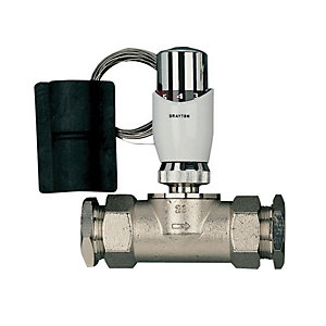Drayton Tapstat 2 Way - Pump System 15mm