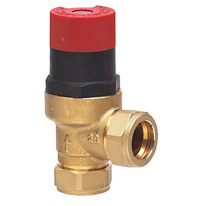 Honeywell Compression Bypass Valve 22mm
