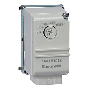 Honeywell L641B Pipe Stat High Limit 50-95C