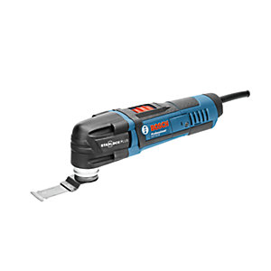 Bosch 300W Multi-cutter with 20 Accessories in                                 L-boxx Gop 30-28 110V