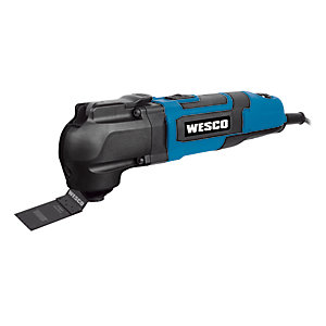 Wesco Professional Versatile Sanding and Cutting Multi Tool 300W