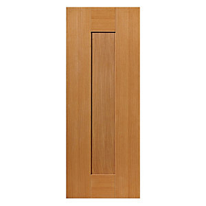 Oak Axis Internal Prefinished FD30 Fire Door