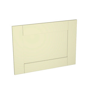 Ohio Cream Kitchen Appliance Door (D) 600mm x 437mm