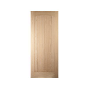 Oregon Croft White Oak Exterior Door