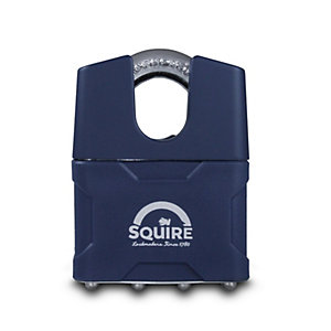 Squire 39CS Padlock Closed Shackle Steel 50mm