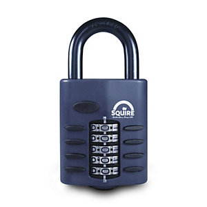 Squire CP60 Recodeable Combination Padlock 60mm