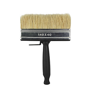 4TRADE Multi-Purpose Block Brush 140mm x 40mm
