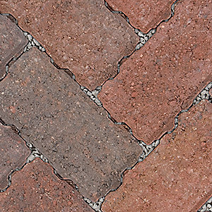 Marshalls Driveline Priora Brindle Permeable Block Paving 200mm x 100mm x 60mm - Pack of 404 (8.08m2)