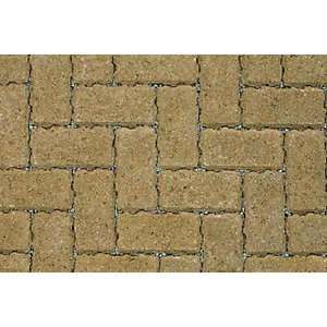 Marshalls Driveline Priora Buff Permeable Block Paving 200mm x 100mm x 60mm - Pack of 404 (8.08m2)