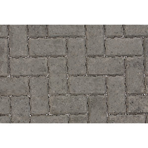 Marshalls Driveline Priora Charcoal Permeable Block Paving 200mm x 100mm x 60mm - Pack of 404 (8.08m2)