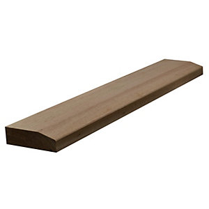 Hardwood Timber Sill Section Red Grandis 50mm x 150mm