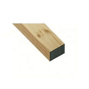 Redwood Planed Timber Best 38mm x 75mm Finished Size 33mm x 69mm