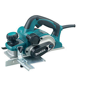 Makita 110V 82mm Heavy Duty Planer KP0810CK/1