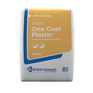 Thistle One Coat Plaster 12.5Kg