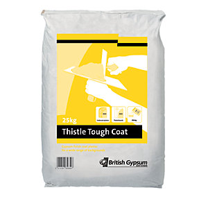 Thistle Tough Coat Plaster 25Kg