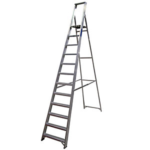 Lyte Class One 12 Tread Platform Ladder