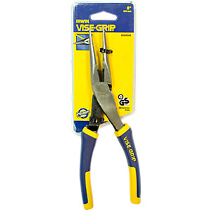 Irwin Vise-grip Long Nose Pliers 8in/200 mm
