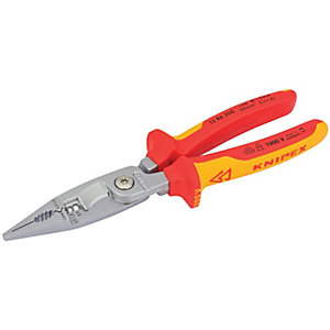 Knipex VDE Instal Pliers 200mm 1386200SB