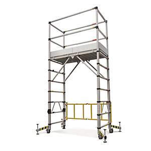 Lyte Up Telescopic Tower 2.0m (Max) Platform Height