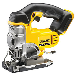 DeWalt 18V XR Li-ion Cordless Jigsaw - Body Only DCS331N-XJ