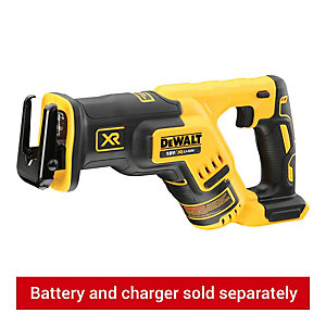 DeWalt 18V Xr Bl Compact Recip Saw -bare Unit DCS367N-XJ