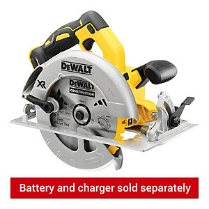DeWalt 18V Xr Brushless 184mm Circular Saw Bare DCS570N-XJ